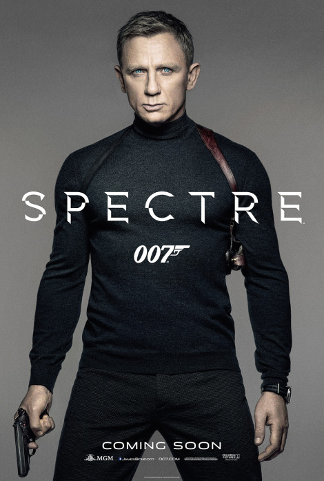The first bond poster…