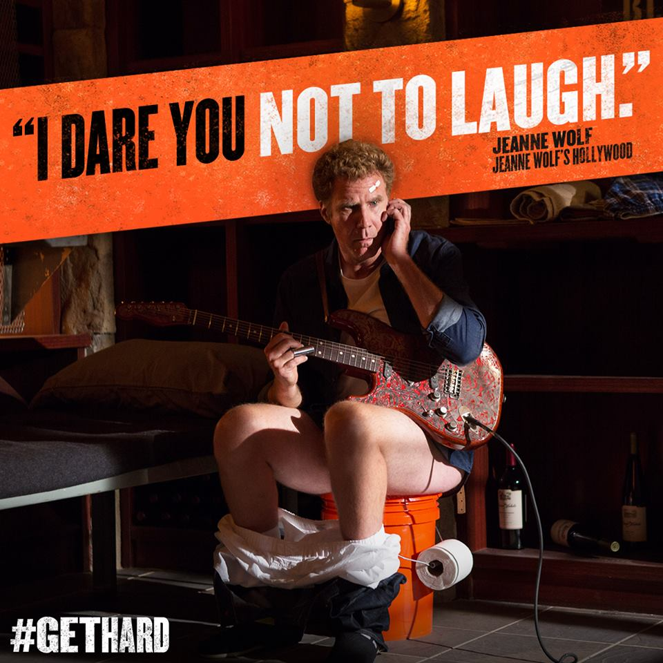 GET HARD - Dare You not to Laugh